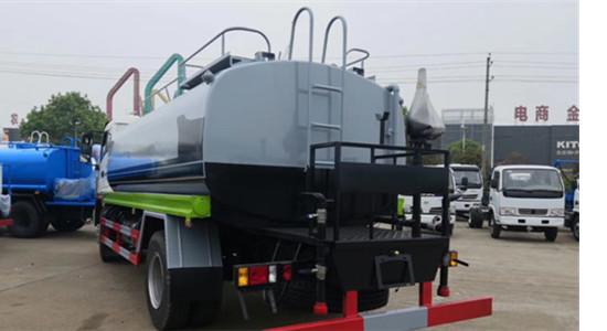福田12-15方绿化喷洒车