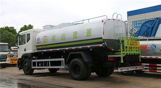 东风T5 12-15方洒水车
