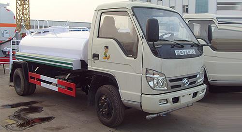 福田时代绿化喷洒车