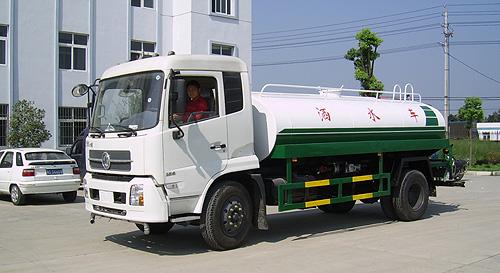 东风天锦绿化喷洒车
