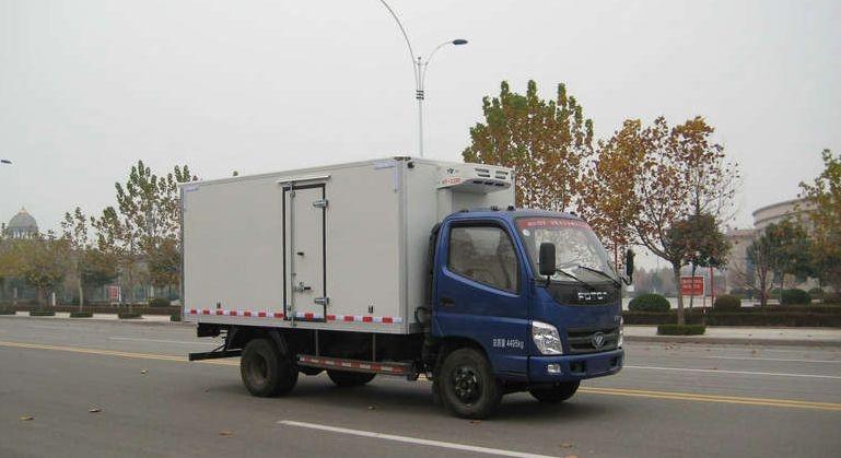 福田4米冷藏车