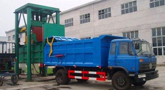 15方-18方压缩式对接垃圾车