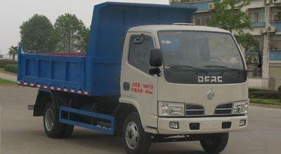 东风4方自卸式垃圾车