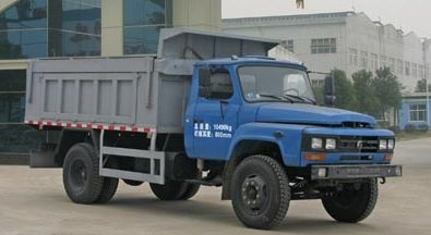 东风140  8方垃圾车