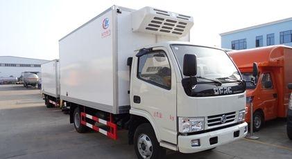 东风冷藏车(厢长4.1米)