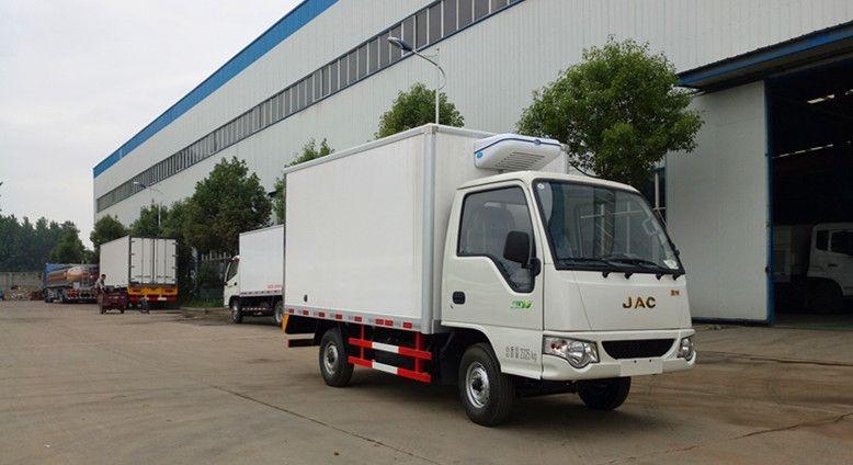 江淮冷藏车(厢长3.1米)