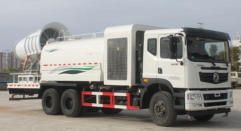 东风16吨多功能抑尘车