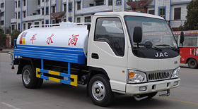 江淮绿化喷洒车