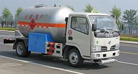 东风金霸液化气体运输车