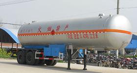 液化气体运输半挂车